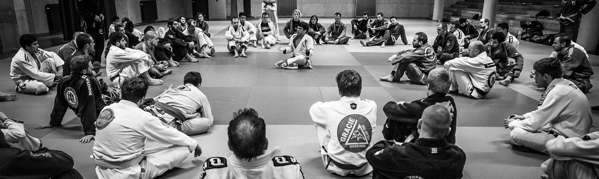 Brasa Brazilian Jiu Jitsu Leuven Belgium Martial Arts on the mat Felipe Costa seminar Wim Deputter