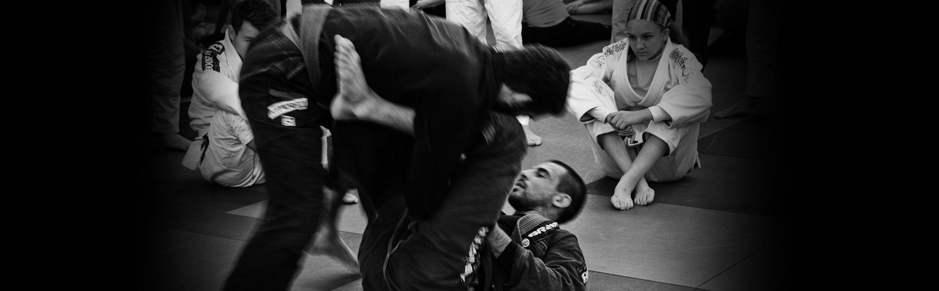 Brasa Brazilian Jiu Jitsu Leuven Belgium Martial Arts Wim Deputter Teaching open guard