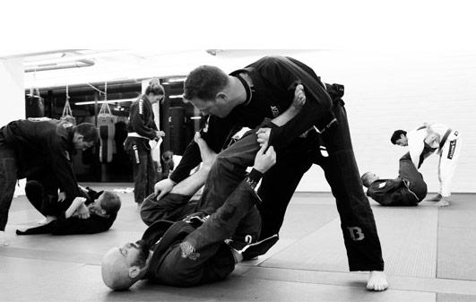 Brasa Brazilian Jiu Jitsu Leuven Belgium Martial Arts drilling open guard spider guard