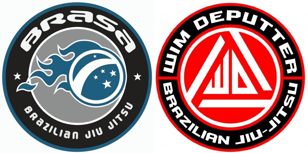 Wim Deputter logo Brasa Brazilian Jiu Jitsu Beautiful