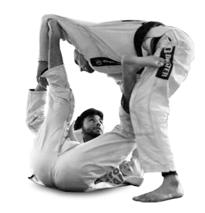 Mohammed El Messaoudi Wim Deputter rolling Spider guard open guard Booster Fight Gear kimono white gi